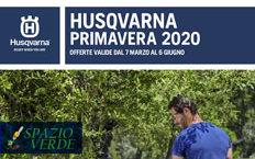 Husqvarna primavera 2020