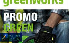 Greenworks- Primavera 2020